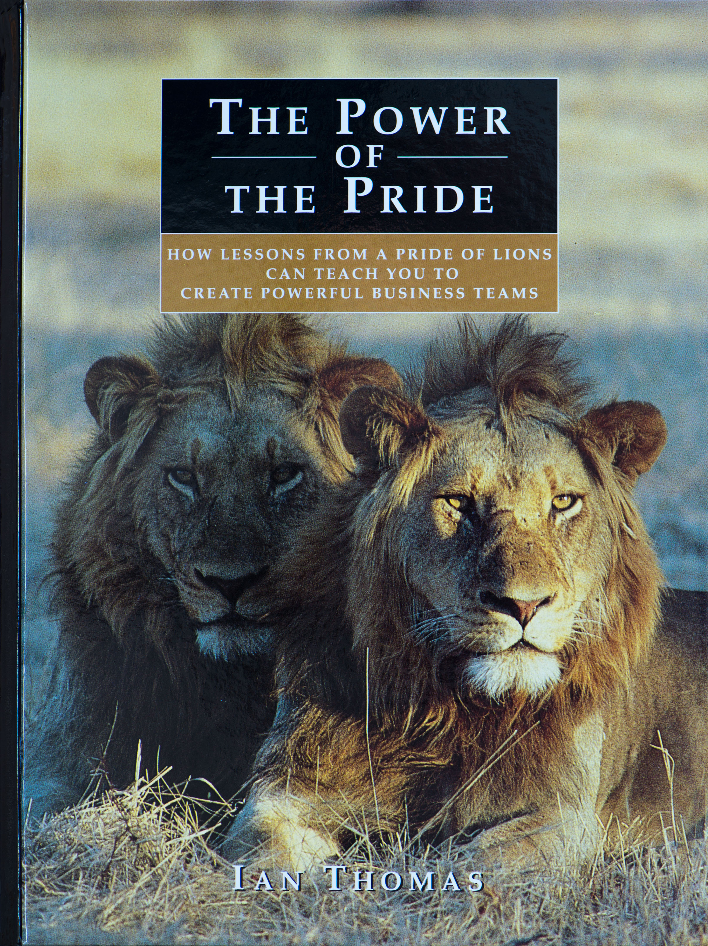 Power of the Pride Book-cover